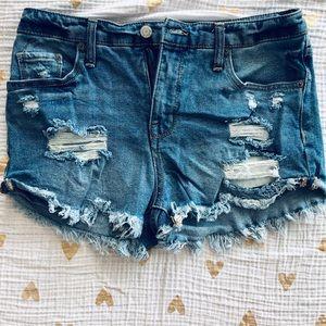 Mossimo Supply Co. Denim Shorts
